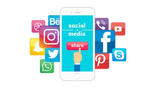 社交平台分享按钮代码